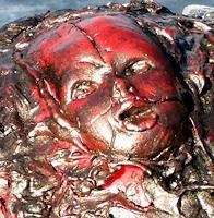 gawaju, Detail von Verlorene Seelen 1