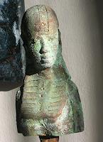gawaju, Kriegerin Amazone Detail 1