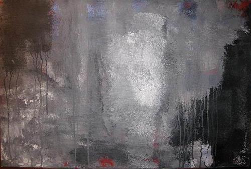 Anita S., O/T, Abstraktes
