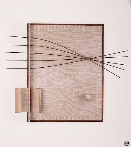 Holger Stroecks, o.T., Diverses, Abstrakter Expressionismus