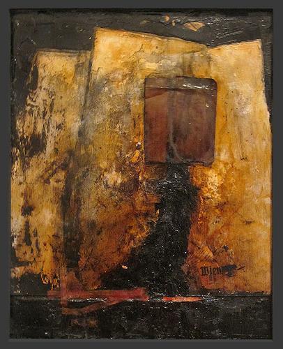 Holger Stroecks, O/T, Abstraktes, Abstraktes, Gegenwartskunst