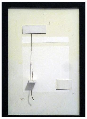 Holger Stroecks, O/T, Architektur, Spurensicherung