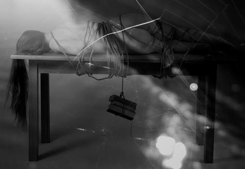 Holger Stroecks, -, Gesellschaft, Spurensicherung, Abstrakter Expressionismus
