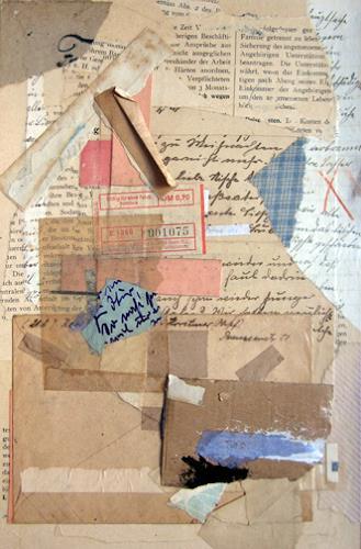 Holger Stroecks, untitled, Abstraktes