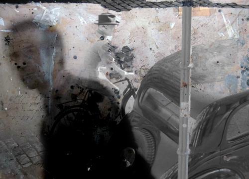 Holger Stroecks, 16.09.2014 a, Diverse Menschen, Gegenwartskunst, Abstrakter Expressionismus