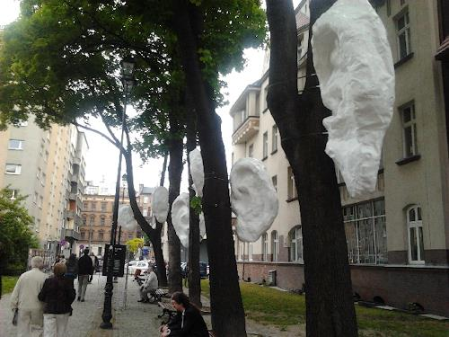 Tomasz Koclega, Listen in, Symbol, Neo-Expressionismus, Abstrakter Expressionismus