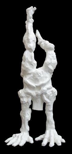 Tomasz Koclega, Exercises in balance, Symbol, Neo-Expressionismus