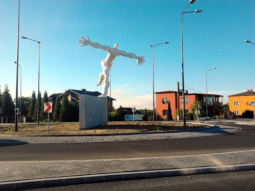 Tomasz Koclega, Transiency, Menschen: Mann, Symbol, Moderne, Abstrakter Expressionismus