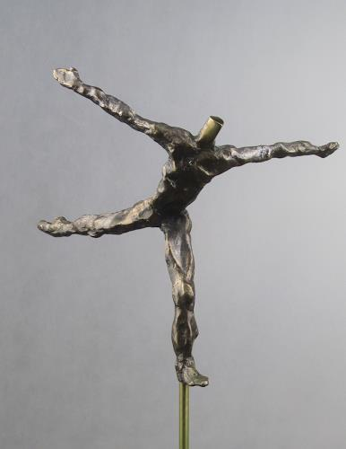 Tomasz Koclega, Art of balance, Menschen: Mann, Menschen: Modelle, Neue Figurative Malerei