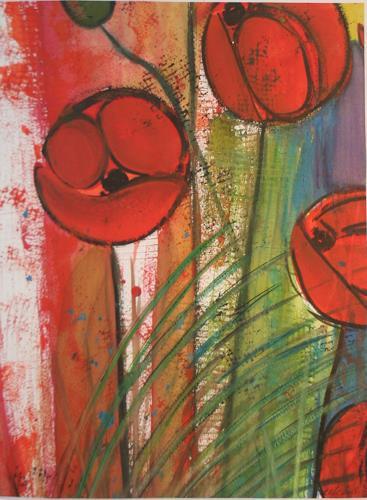artebur, Blumen, Diverses, Zirkus, Moderne