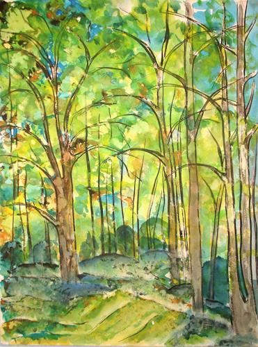 artebur, Wald, Diverses, Diverses, Moderne, Expressionismus
