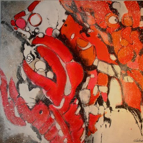 artebur, Flusskrebs, Diverses, Diverses, Moderne, Abstrakter Expressionismus