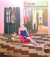 riacconi-Menschen-Frau-Gegenwartskunst--New-Image-Painting