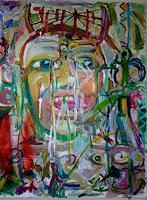 riacconi-Diverse-Gefuehle-Menschen-Modelle-Moderne-Pop-Art