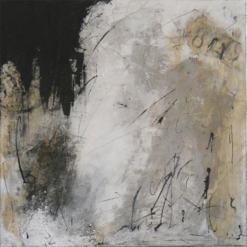 Susanne Müller-Wälti / atelier card and art, Nummer 8179, Abstraktes, Abstrakte Kunst, Abstrakter Expressionismus