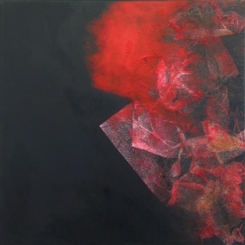 Susanne Müller-Wälti / atelier card and art, Aufgelöst, Abstraktes, Abstrakte Kunst, Expressionismus