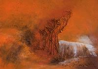 Ingrid-TROLP-Natur-Erde-Natur-Wasser-Moderne-Abstrakte-Kunst