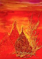 I. TROLP, Morgenröte in Bagan