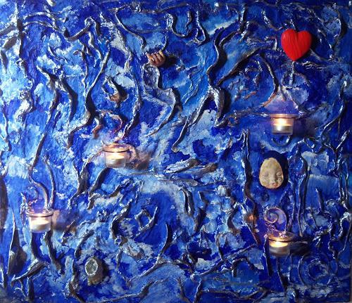 Ralf Hasse, Das Unbewusste, Diverse Gefühle, Diverse Romantik, Konkrete Kunst