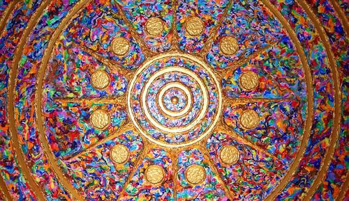 Ralf Hasse, Mandala, Kornkreis, Hasse ART, Dekoratives, Abstraktes, Dekonstruktivismus
