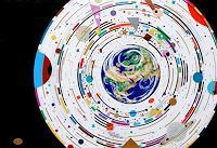 Ralf-Hasse-Abstraktes-Weltraum-Gestirne-Moderne-Abstrakte-Kunst-Action-Painting