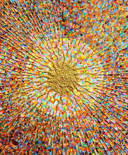Ralf Hasse, Sunshine   Energiebild, Gefühle: Freude, Gefühle: Liebe