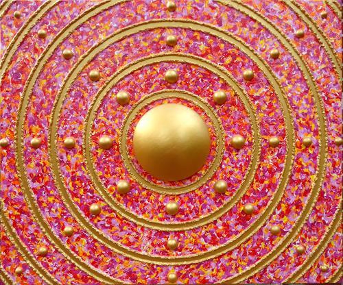 Ralf Hasse, Orientalisch - Mandala, Dekoratives, Diverses, Pointilismus
