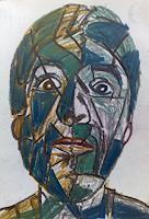Refa-Menschen-Portraet-Moderne-Kubismus
