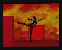 Manuel-Sueess-Menschen-Frau-Gefuehle-Freude-Moderne-Expressionismus