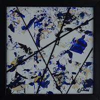 Manuel-Sueess-Spiel-Gefuehle-Geborgenheit-Moderne-Expressionismus-Abstrakter-Expressionismus