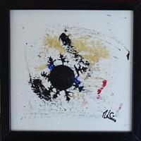 Manuel-Sueess-Gefuehle-Freude-Fantasie-Moderne-Expressionismus-Abstrakter-Expressionismus