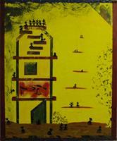 Manuel-Sueess-Diverse-Menschen-Gefuehle-Freude-Moderne-Expressionismus-Abstrakter-Expressionismus