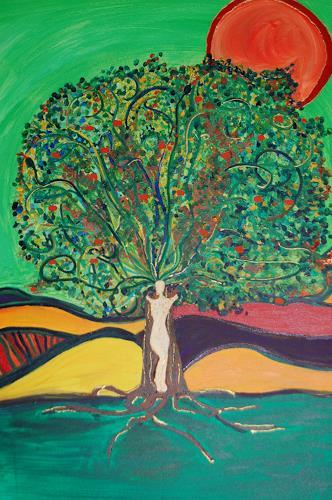 Katharina Orlowska, nature, Menschen: Frau