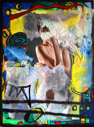 Katharina Orlowska, Frau, Menschen: Frau, Abstrakter Expressionismus