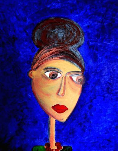 Katharina Orlowska, Sei vorsichtig, Menschen: Frau
