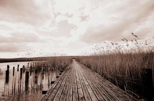 Katharina Orlowska, ______, Landschaft: See/Meer, Natur: Wasser