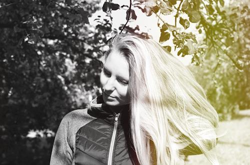 Katharina Orlowska, la blonde bombshell, Diverse Romantik, Menschen: Frau