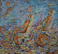 Vasiliy-Tsabadze-Fantasie-Moderne-expressiver-Realismus