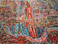 Vasiliy-Tsabadze-Gefuehle-Liebe-Moderne-Expressionismus-Abstrakter-Expressionismus