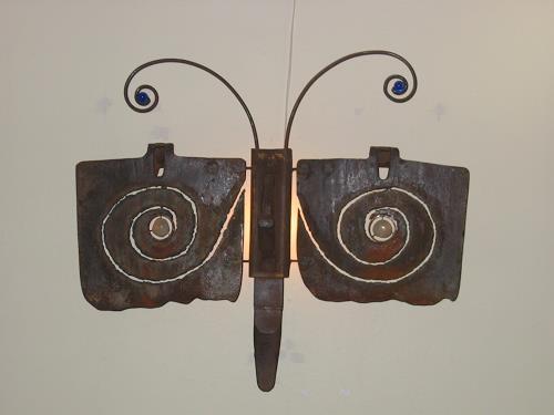 e.w. bregy, erdverbundene metamorphose, Symbol, Abstrakte Kunst