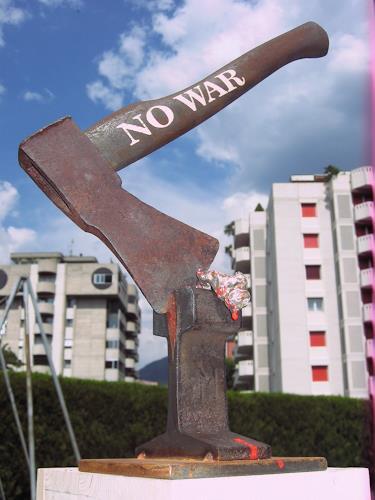 e.w. bregy, no war, Fantasie, Abstrakter Expressionismus