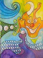 e.w.-bregy-Zirkus-Clown