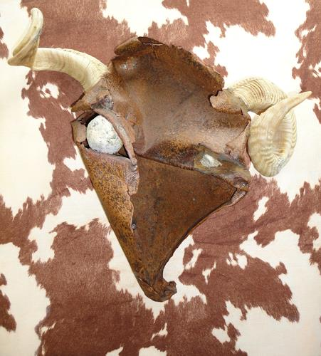 e.w. bregy, maske, Mythologie, Abstrakte Kunst