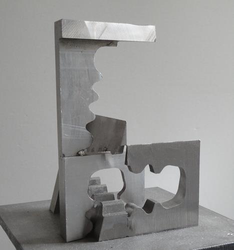 e.w. bregy, Hommage à R.M. Rilke: Dichterklause, Fantasie, Gegenwartskunst, Abstrakter Expressionismus