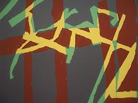 Brigitte-Raz-Goldau-Abstraktes-Fantasie-Gegenwartskunst--Gegenwartskunst-