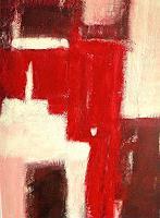 Brigitte-Raz-Goldau-Dekoratives-Gefuehle-Geborgenheit-Gegenwartskunst--Gegenwartskunst-