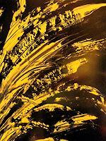 Brigitte-Raz-Goldau-Dekoratives-Diverse-Pflanzen-Gegenwartskunst--Gegenwartskunst-