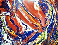 Brigitte-Raz-Goldau-Abstraktes-Bewegung-Gegenwartskunst--Gegenwartskunst-