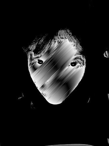 Brigitte Raz-Goldau, Gesicht, Gesellschaft, Menschen: Frau, Gegenwartskunst, Abstrakter Expressionismus
