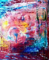 Brigitte-Raz-Goldau-Abstraktes-Fantasie-Moderne-Abstrakte-Kunst